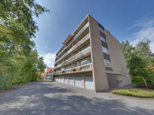 Rustig, zonnig, in het groen gelegen appartement aan rand van Roeselare.