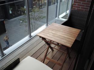 De Munt Roeselare, 2 slpk appartement te koop, op de eerste verdieping, verkoop met registratie!