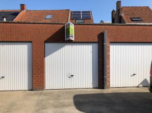 Centrum Roeselare, garage te koop.
