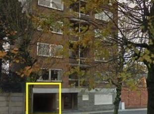 ROESELARE: garage te huur dichtbij het centrum van Roeselare 50/maand. Vrij 1/09/2019