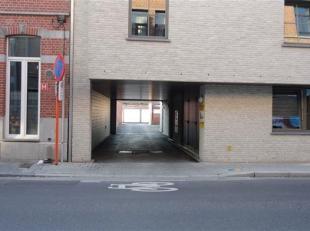 Garages te huur in het centrum van Roeselare.