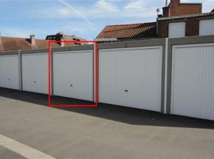 Recente garage nabij het centrum van Roeselare.