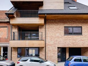 APPARTEMENT 3.1.<br /> Dakappartement op de derde verdieping met een bewoonbare oppervlakte van 64 m² en een terras van 9 m².<br /> Indeling