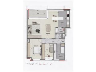 Appartement à vendre                     à 8904 Boezinge