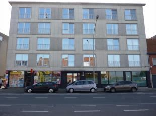 VOLLEDIG GERENOVEERD RUIM EN MODERN APPARTEMENT MET LIFT, GARAGE EN TERRASJE<br /> Het appartement is gelegen op de 4de verdieping en werd volledig ge