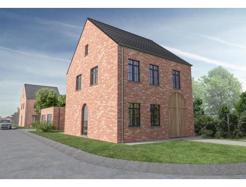Maison à vendre à Langemark, € 315.000