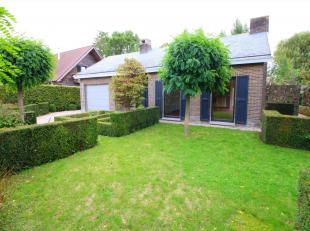 Maison à vendre                     à 8900 Sint-Jan