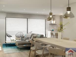 In deze prachtige nieuwbouwresidentie worden 3 studio's, 12 appartementen en 1 penthouse voorzien. De ligging is aan het Dorpsplein van Koolskamp, vla