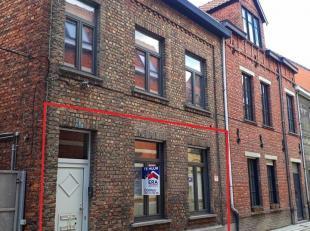 Centrum Ieper: gelijkvloers appartement met één slaapkamer in de nabijheid van het Astridpark.Instapklaar.