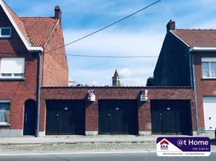 Bouwgrond Een stuk bouwgrond van 251m² vlakbij het rondpunt aan het Spillebad (Heilig-Hartstraat) met facadebreedte 10m voor gesloten bebouwing.B