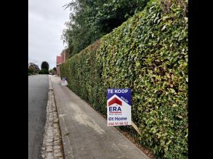bouwgrond te koop in Langemark.Lot 1 oppervlakte = 1117m² + prijs 170.000euro+ rustige ligging+ zuid georiënteerd+ stedenbouwkundige info in