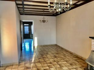 Bent u op zoek naar een betaalbare, verzorgde woning met een heel vlotte bereikbaarheid, dan moet u deze woning zeker gezien hebben.Op het gelijkvloer