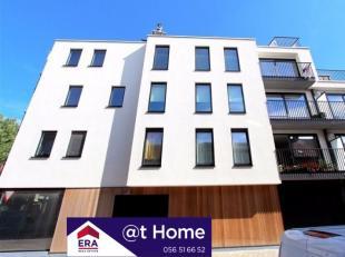 Appartement nouveau au 1iere étage avec 2 chambres et terrasseComprenant : Entrée, débarras, cuisine ouverte, salon, toilette, sa