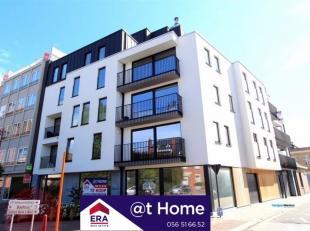 Appartement nouveau au 3ième étage avec 2 chambres et terrasseComprenant : Entrée, débarras, cuisine ouverte, salon, toile