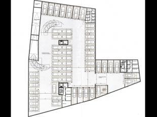 Ondergrondse staanplaatsen onder Residentie Gildenhof te Wervik *Topligging nabij de markt !! Ongeveer 5m*2.6m Prijs excl. registratiekosten en btw gr