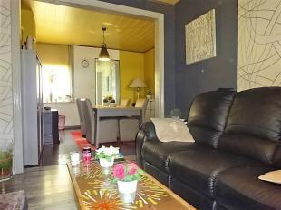 Maison spacieuse avec 3 chambres et jardin a vendre Composé de: Rez-de-chaussée: entrée, séjour, cuisine et salle de bains