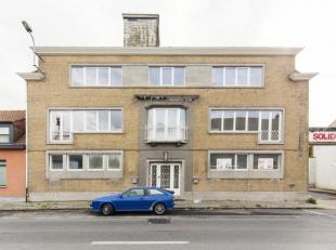 Appartement avec 3 chambres proche du centre.Appartement situé proche du centre Lauwe-composée de:-hall d'entrée, séjour a