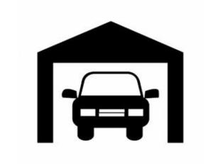 Meerdere autostandplaatsen beschikbaar in gebouw, bereikbaar via automatische toegangspoort.<br /> Prijs : 50 EUR/MAAND
