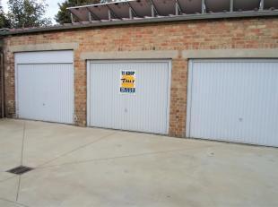 Garage gelegen in de Magdalenastraat te Wervik.<br /> Prijs : 22000 EURO