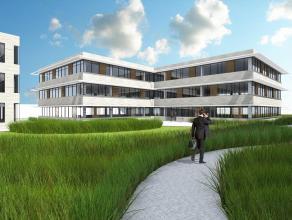 Het gebouw A4 omvat 3 verdiepingen elk van 621 m². We bieden hier 1 kavel aan, maar u kan ook het gelijkvloers, 1e en 2e verdieping aankopen of h