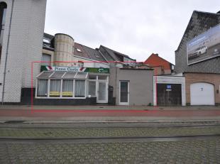 Commercieel gelijkvloers met sterke handelsligging vlakbij UZ-Gent en openbaar vervoer (op wandelafstand station Gent-Sint-Pieters). Ideaal voor een t