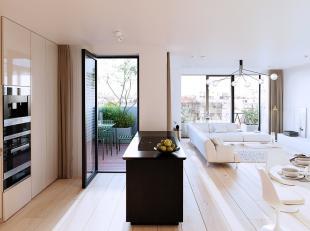 Dit 1-slaapkamer appartement van 62,9 m² in Residentie Clementina is gelegen aan de Prinses Clementinalaan in Gent. Vanuit deze uitstekende liggi
