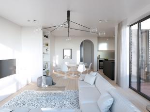 Dit 2-slaapkamer appartement van 83,7 m² in Residentie Clementina is gelegen aan de Prinses Clementinalaan in Gent. Vanuit deze uitstekende liggi