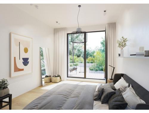 Appartement te koop in Gent, € 435.000