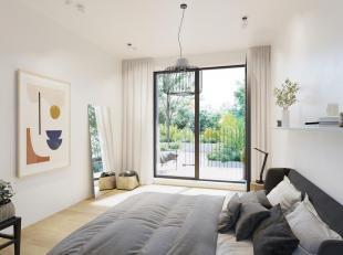 Dit 2-slaapkamer appartement van 90,7 m² in Residentie Clementina is gelegen aan de Prinses Clementinalaan in Gent. Vanuit deze uitstekende liggi