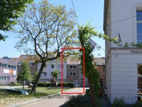 Instapklare rijwoning met 3 slaapkamers, moderne badkamer, terrasje op +1. Met kelder. Rustige buurt met zicht op een klein parkje. Beschikbaar : 01/1