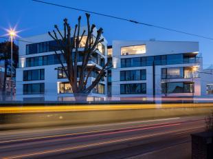 Schitterend luxueus instapklaar nieuwbouwappartement op de tweede verdieping van de nieuwe residentie Green Lane, in ongeziene hedendaagse architectuu