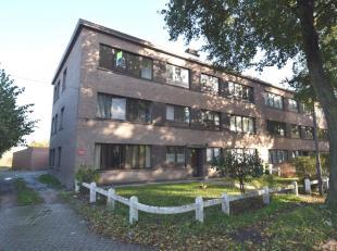 Volledig gerenoveerd en instapklaar appartement met twee slaapkamers op de 2de verdieping met terrasje achteraan. Inclusief garagebox achteraan de res