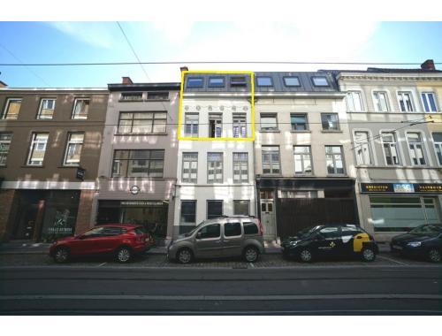 Duplex te huur in Gent, € 1.100