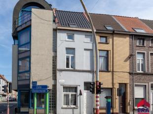 In het centrum van Sint-Amandsberg, aan het openbaar vervoer, de Heilig-Hart Kerk, winkels, scholen en gezellige eet- en drinkgelegenheden en Gent cen