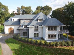 """Dit  luxe appartement (237 m²) is gelegen in residentie """"Villa Zandberg"""". Deze residentie is gelegen aan natuurgebied """"Zandberg"""", zeer rustige li"""