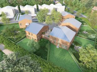 TE KOOP in Merelbeke : met hun woonoppervlakte van 240 m2 en  4 slaapkamers schenken deze villa's<br />  de ideale basis voor elk gezin. Elke woning b