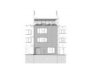 Te koop te GENT : nieuwbouw duplex-appartement met een oppervlakte van 151 m2 en tuin met terras van 56 m2.<br /> Ook mogelijk combinatie van praktijk