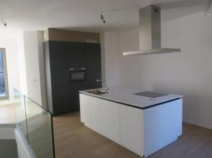 Te koop te GENT : luxueus afgewerkte duplex met 2 slaapkamers in centrum Gent op 3e verdieping/lift.<br /> Omvattende :  1 grote leefruimte  met keuke