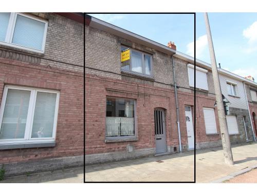Maison deux facades à vendre à Gent, € 285.000