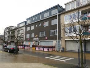 Ruim appartement, gelegen in het centrum van Zelzate. Indeling: inkomhal -  leefruimte met veel natuurlijk lichtinval - keuken - badkamer - 2 slaapkam