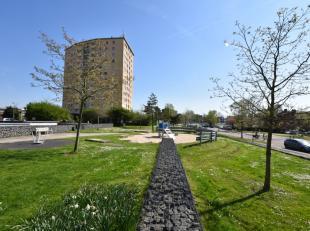 Ruim 3-slpk appartement op de 1° verdieping in een verzorgde residentie met vlotte bereikbaarheid naar Gent centrum, Sint-Pieters-Station, UZ Gent