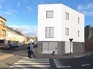Dit goed gelegen duplex-appartement kan u terugvinden in het centrum van Ronse, nabij de Stadstuin, station en Grote Markt van Ronse. Het appartement