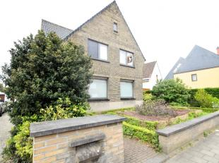 House for rent (220m²) on very good location in the center of Zwijnaarde, close by Technology Park, schools (as well as international school Ghen