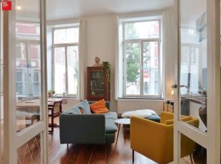 GENT - Goudstraat 3: Op zoek naar een gezellig appartement in centrum Gent te huur in Gent? Dan is dit pand mogelijk iets voor u.<br /> De belangrijks