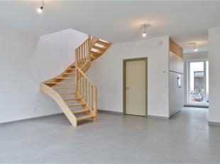 GENT - Pieter Colpaertsteeg: Op zoek naar een energiezuinige nieuwbouwwoning te huur in Gent? Dan is dit pand mogelijk iets voor u.<br /> De belangrij