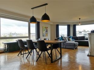 GENT- Gustaaf Callierlaan: Op zoek naar een héél ruim appartement met zicht op zuidpark te huur in Gent? Dan is dit pand mogelijks iets