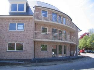 Te huur te Evergem: Fortune de Kokerlaan 28/0103 : mooi appartement op het eerste verdiep met 2 slaapkamers, living en eetplaats met open keuken (voll