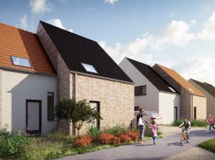 Koop deze leuke nieuwbouwwoning in Waarschoot en kom thuis in een groene oase van rust. De woning bestaat uit een inkomhal waarlangs je naar de eerste