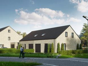 Koop deze mooie nieuwbouwwoning in Willebroek. Ze bestaat uit een inkomhal waarlangs je naar een toilet, de verdieping en de leefruimte kan. De leefru