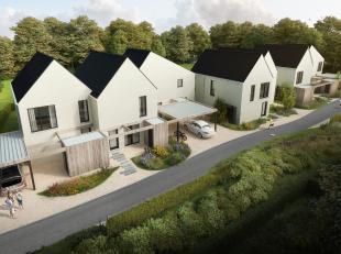 Koop dit gezellige huis en kom thuis in oase van groen. Deze Nieuwbouwwoning bestaat uit een inkomhal waarlangs je naar een toilet en de leefruimte ka